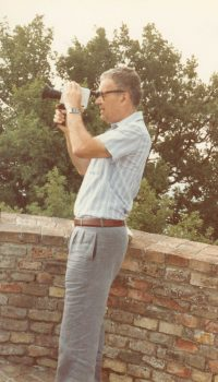Alvino Bagni - foto storica