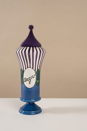 Vasi Ceramica -Alvino Bagni - Nuove Forme-Anger-e-love-03